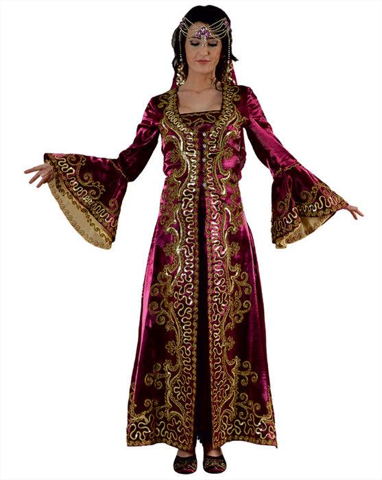 Üsküp Yöresel Kıyafet