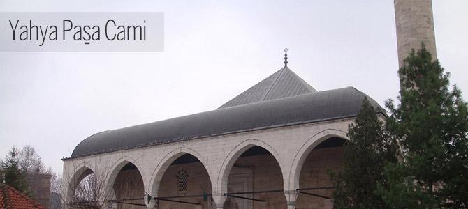 Üsküp Yahya Paşa Cami