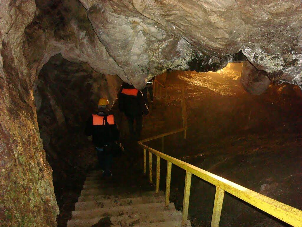 Matka Kanyonu Vrelo Mağarası