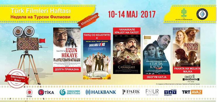 Üsküp Türk Filmleri Haftası