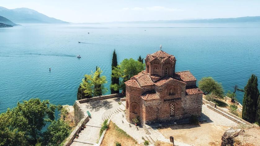 Ohrid (Makedonya)
